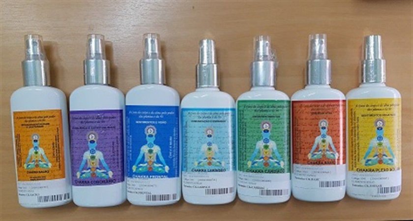SPRAY VIBRACIONAL DOS CHAKRAS 220 ML