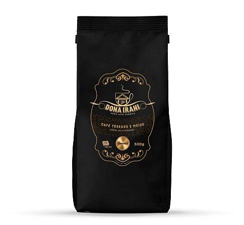 Café Dona Irani Superior torrado e moído 500g