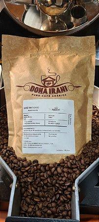 Café Dona Irani Fermentado na Hortelã Torrado em Grãos 250g