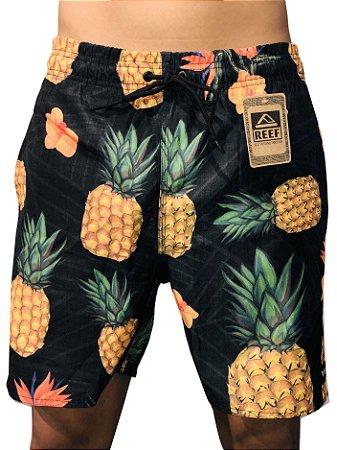 shorts reef alto verao 19 pineapple