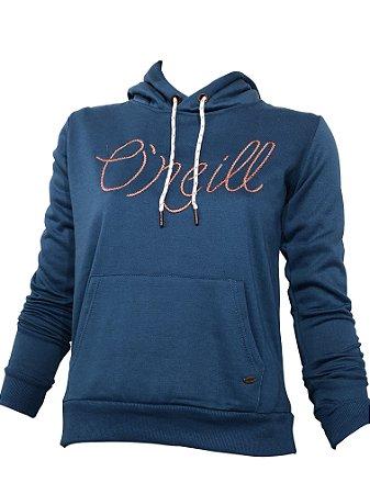 Moletom Fem. OTH Logo HOODIE Azul ON9532 8589A