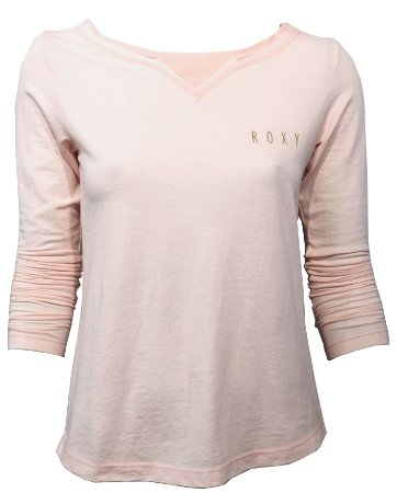 Roxy Camiseta Vintage M/L Seasons - peach whip RX9508 73931100