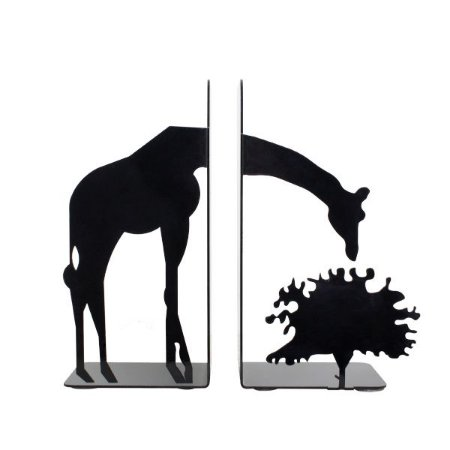 Aparador de Livros Girafa