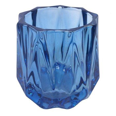 Castiçal Azul