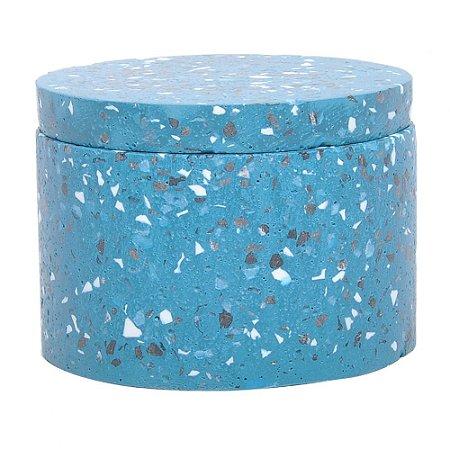 Pote Cimento Azul