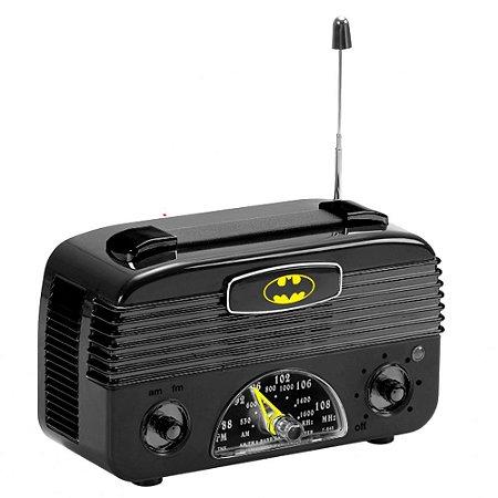 Radio AM/FM Batman DC