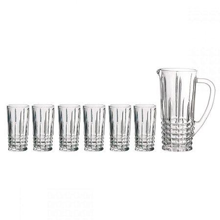 Jarra Royale com 6 copos
