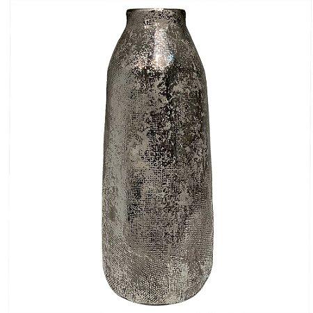 Vaso de Cerâmica Prata II