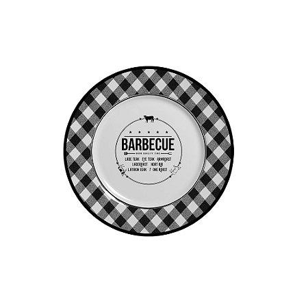 Prato Sobremesa Barbecue