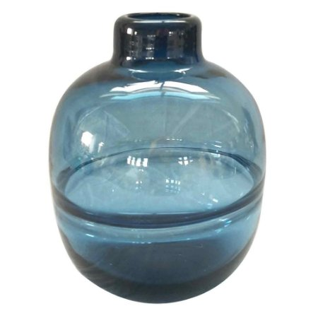 Vaso Diviso Azul G