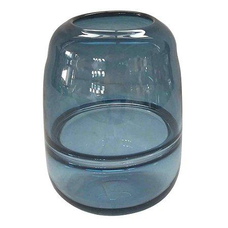 Vaso Diviso Azul P