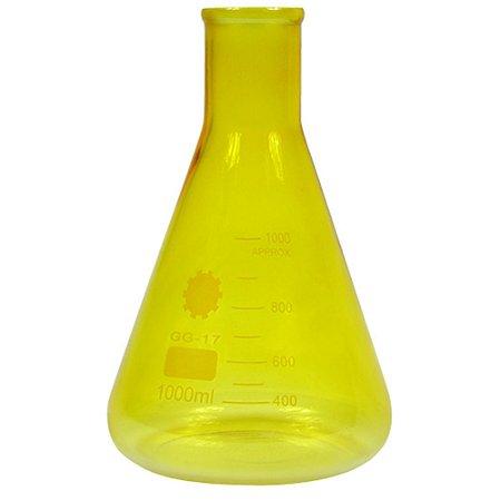 Garrafa Science Amarelo M