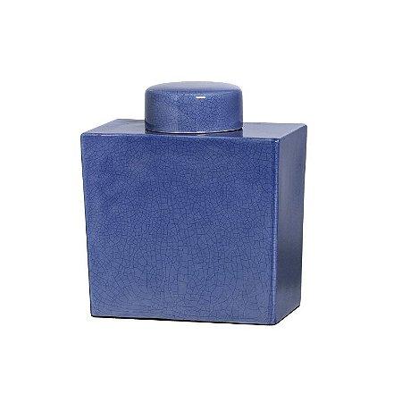Potiche Azul Angra G