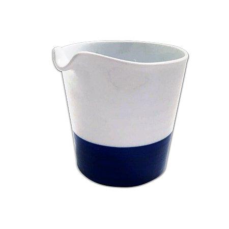 Molheira Greek Azul e Branco