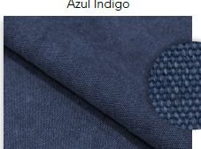 Tecido 106 Azul Índigo