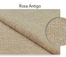 Tecido Soft Rosa Antigo