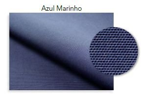 Tecido Calista Azul Marinho OUTDOOR