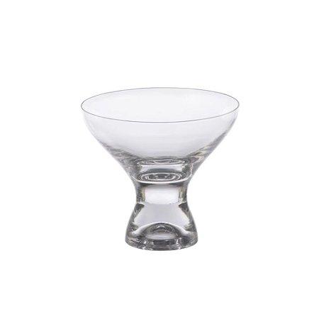Conjunto Taças Sobremesa Cristal 6 Pçs