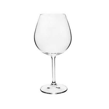 Conjunto Taças Vinho Tinto 650ml 6 Pçs
