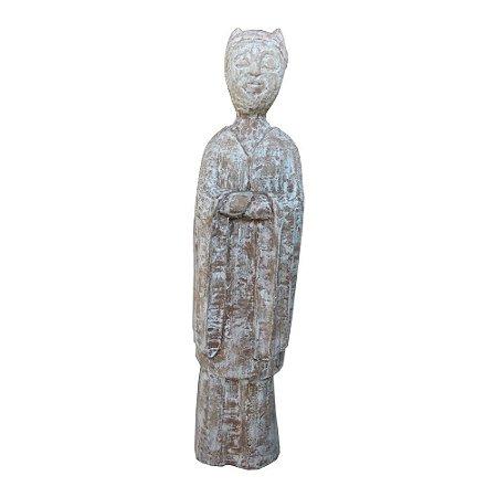 Escultura Cinese Mulher