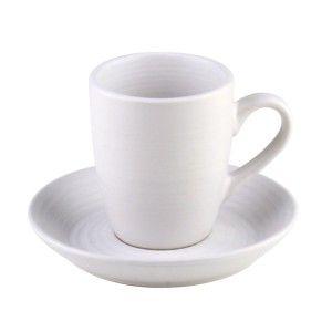 Conjunto Xícaras Café com Pires Eco 4 Pçs