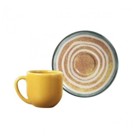 Conjunto Xícaras Café Siracusa 6pçs