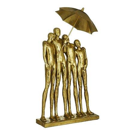 Escultura Rain