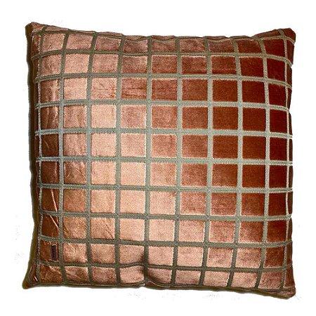 Almofada Cube Coral
