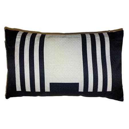 Almofada Azul Marinho Bag