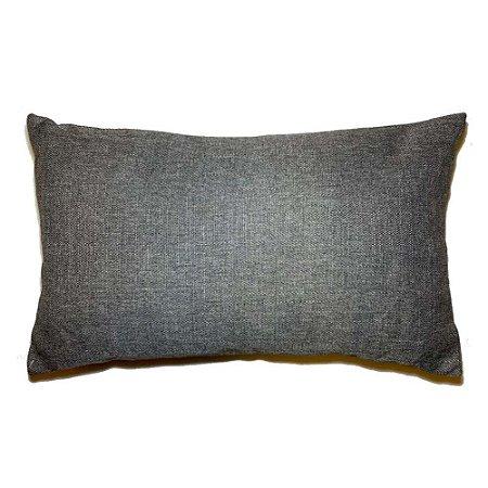 Almofada Linen Cinza Bag