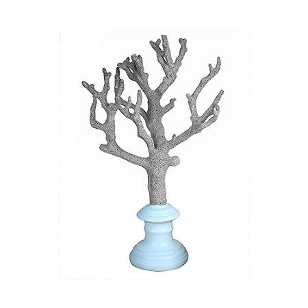 Coral de Resina Grey