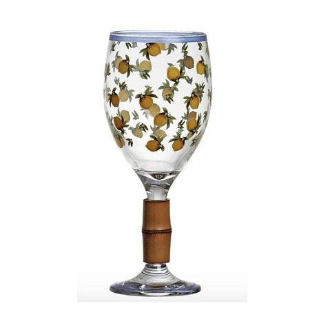 Conj. de Taça de Vinho Siciliani 6pçs