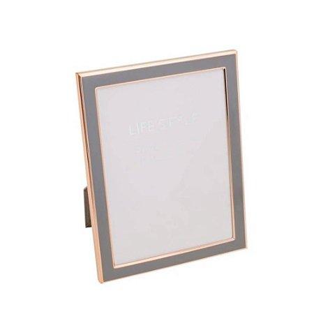 Porta Retrato Line Rose Gold 10x15cm