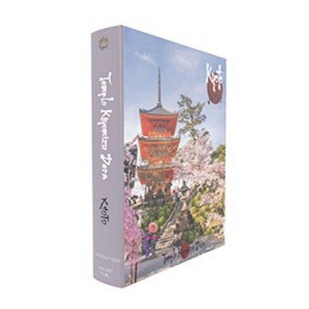Caixa Livro Papel Kyoto M