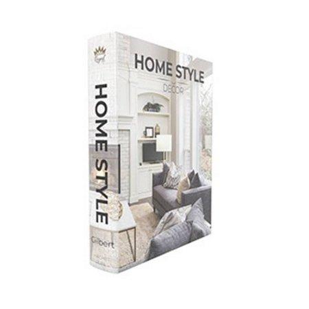 Caixa Livro Home Style M
