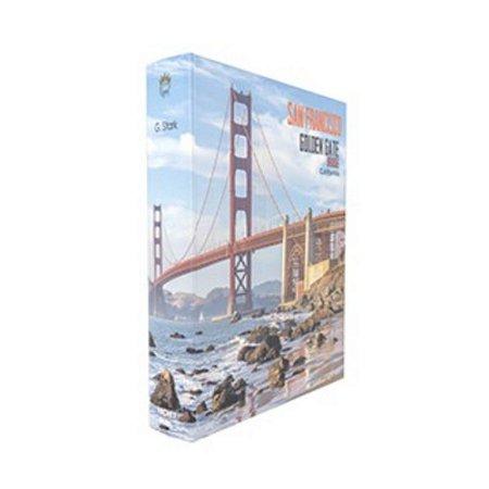 Caixa Livro San Francisco P
