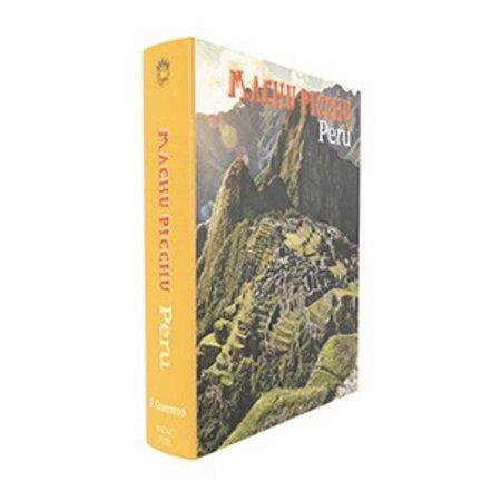 Caixa Livro Peru P