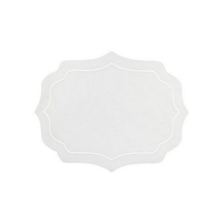 Jogo Americano Lugano White