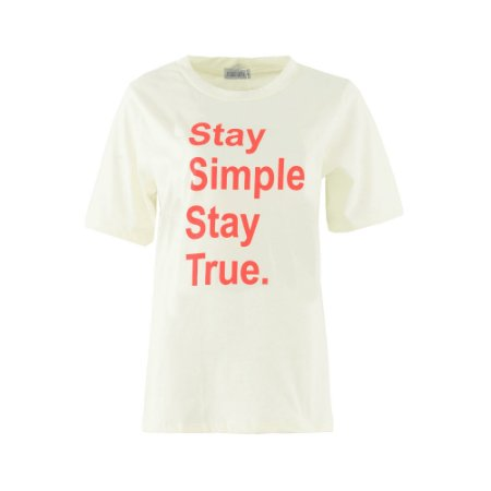 T-SHIRT STAY SIMPLE