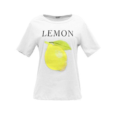 T-SHIRT FRUITS LEMON