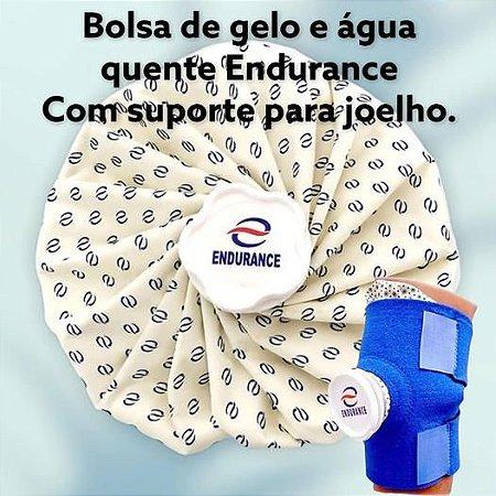 BOLSA DE GELO E ÁGUA QUENTE COM SUPORTE PEQUENO