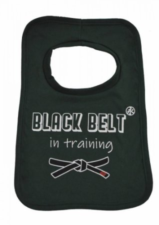 Babador Black Belt Verde