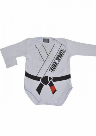 Baby Body Limitada Branco