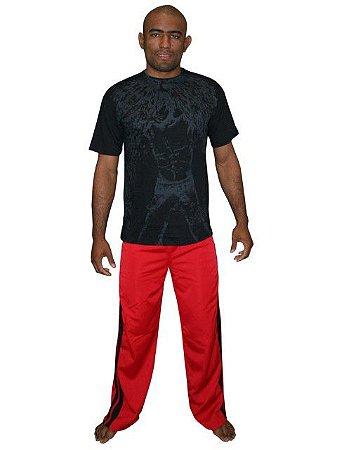 Calça Esportiva Vermelho