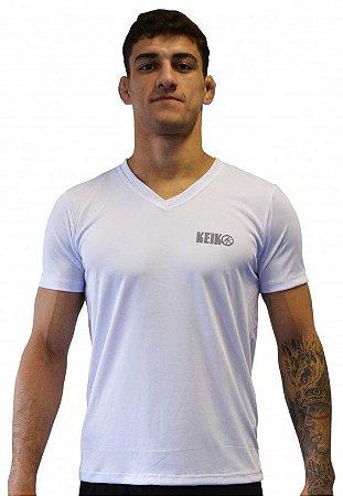Camiseta Dry Fit Performance Branco