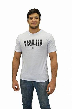 Camiseta Rise Up Branco