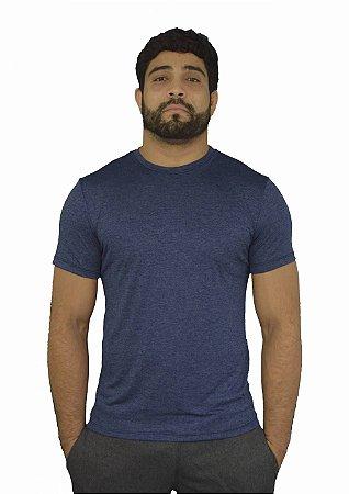 Camiseta Skin Masculina Blue Azul