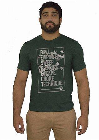 Camiseta Tree Verde