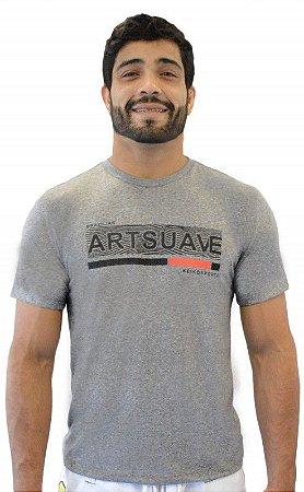 Camiseta Wave Cinza