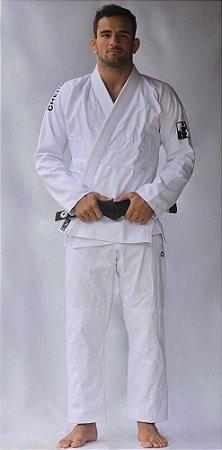 Kimono Checkmat Adulto Ultra Light Branco